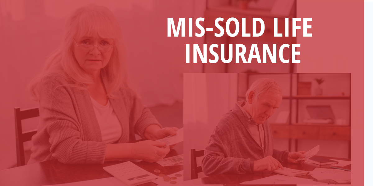 mis-sold life insurance