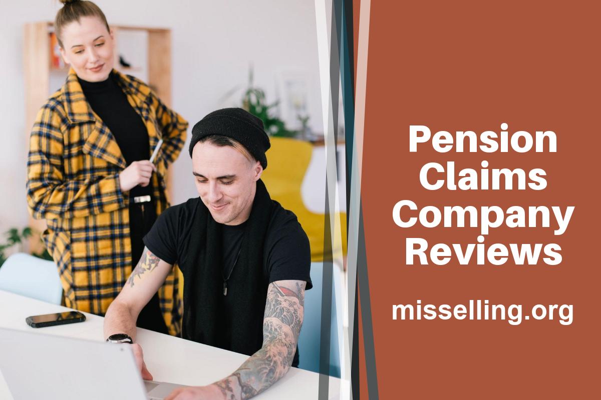 pension cliams company reviews