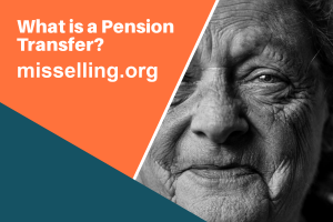 what is a pension transfer
