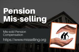 mis-sold pension compensation