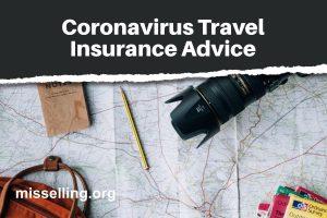 Coronavirus Travel Insurance Advice