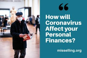 How will Coronavirus Affect your Personal Finances?