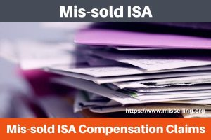 mis-sold isa compensation claims