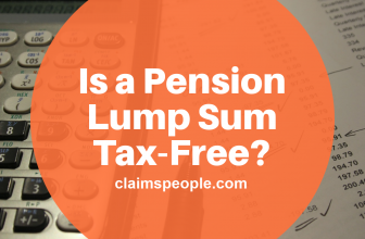 Is a Pension Lump Sum Tax-Free?